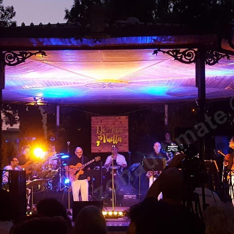 Parque Doña Sinforosa. IV Jornadas Hispano Cubanas de Torrevieja. Julio 2019